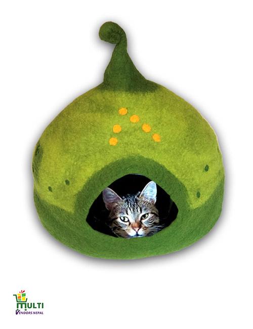 Avocado Cat Cave