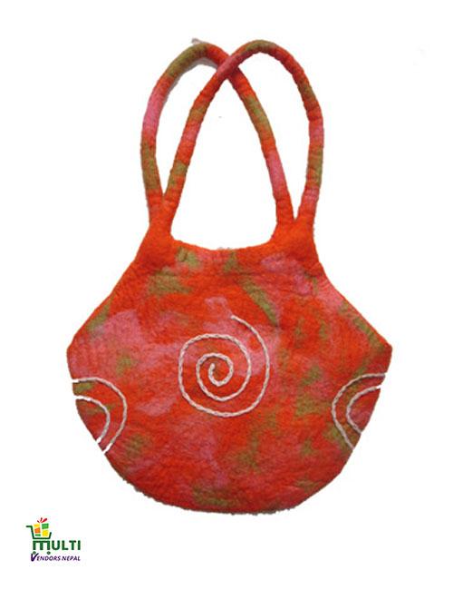 143 S-Felt Bag