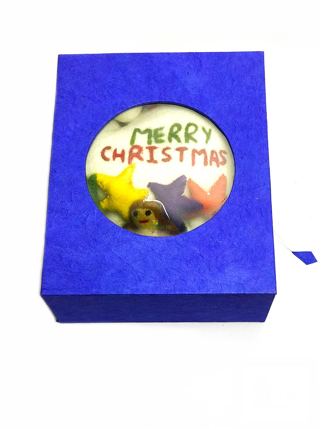 CHRISTMAS GIFT PACK-BLUE  -MVSEB-G05