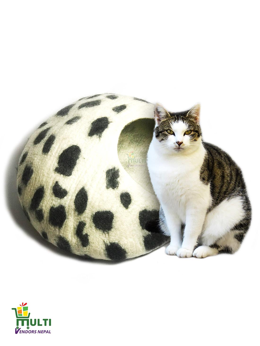 Big Size -XL- Cat Cave Bed