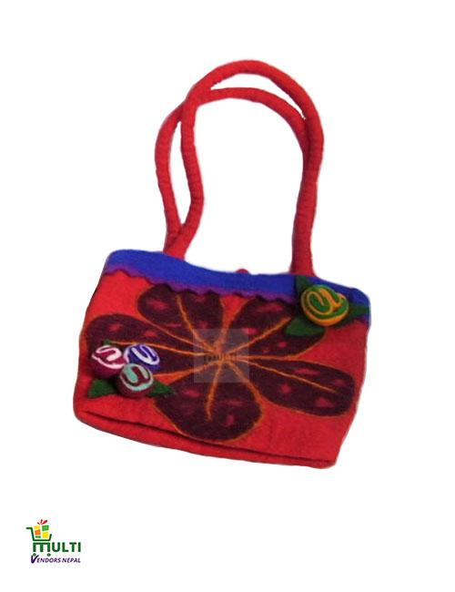 SP-02-Felt Bag