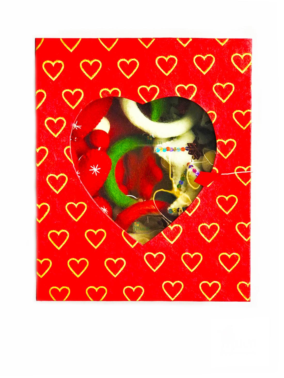 Heart Shape Gift Pack -MVSEB-G01