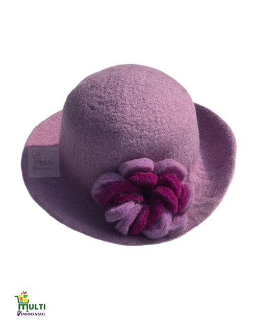 114 MS-Felt Hat