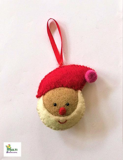 Santa Claus With Cap