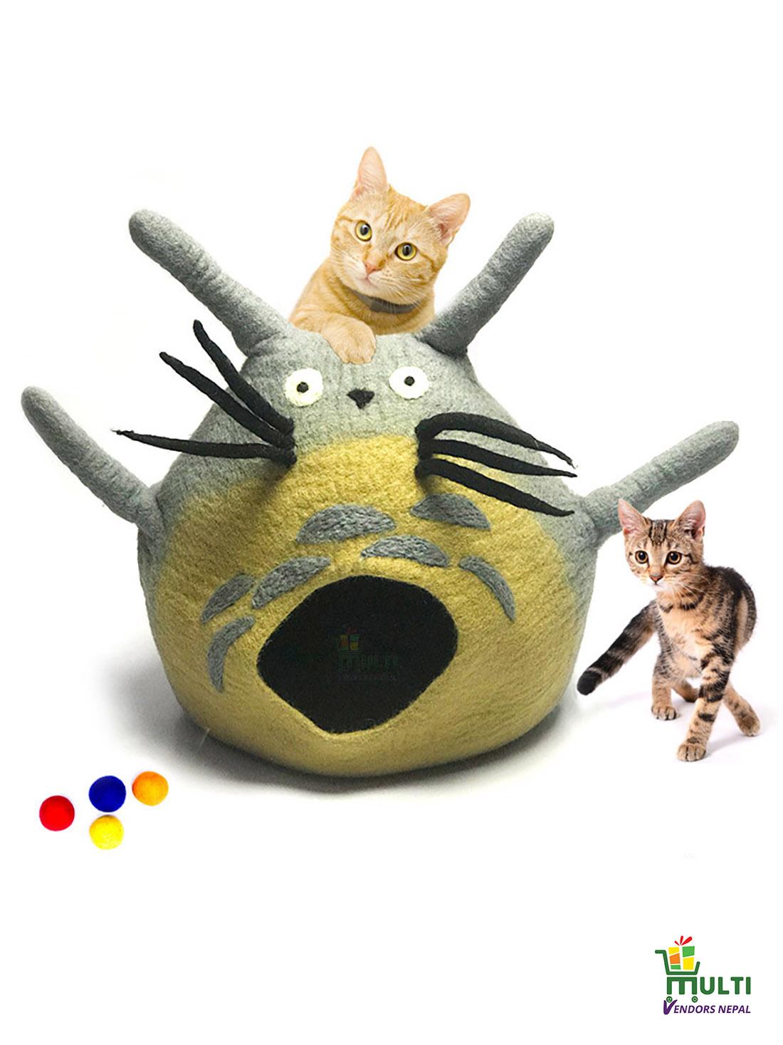 MVSEB-103-Funny Cat  Design