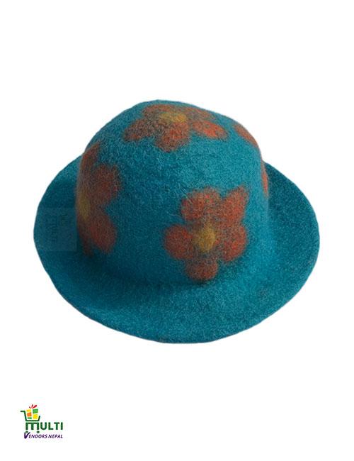 113 MS-Felt Hat