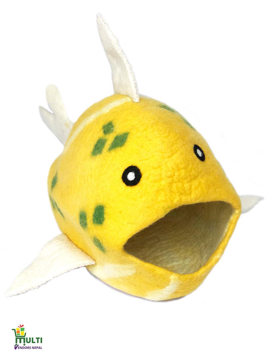 Gold Fish Cat Cave MVSEB-226