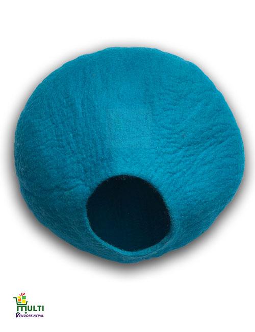 Plain Blue -M.V-K-C.C-102-S