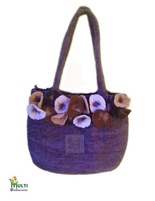 SH-01-Felt Bag
